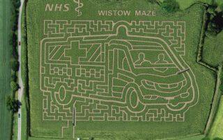 Wistow Maze ambulance design