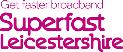 """""""Get Faster broadband - Superfast Leicestershire"""""""