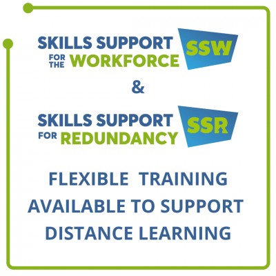 the initiative Skills Support for the Workforce