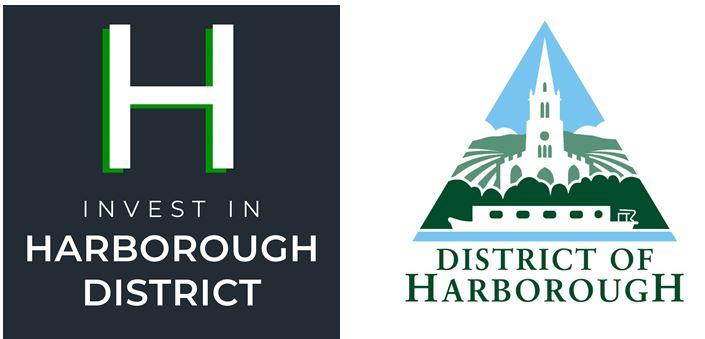 """""""Invest in Harborough District"""" """"District of Harborough"""""""